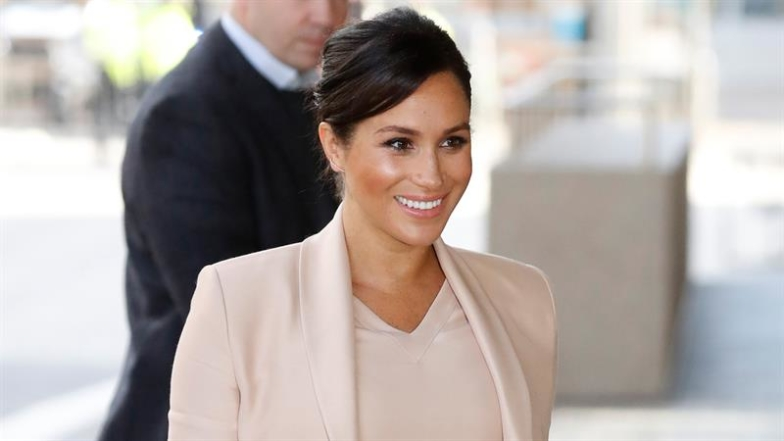 631665c510 Meghan Markle Is The Guest Editor Of British Vogue's September Issue: It  Was 'Rewarding