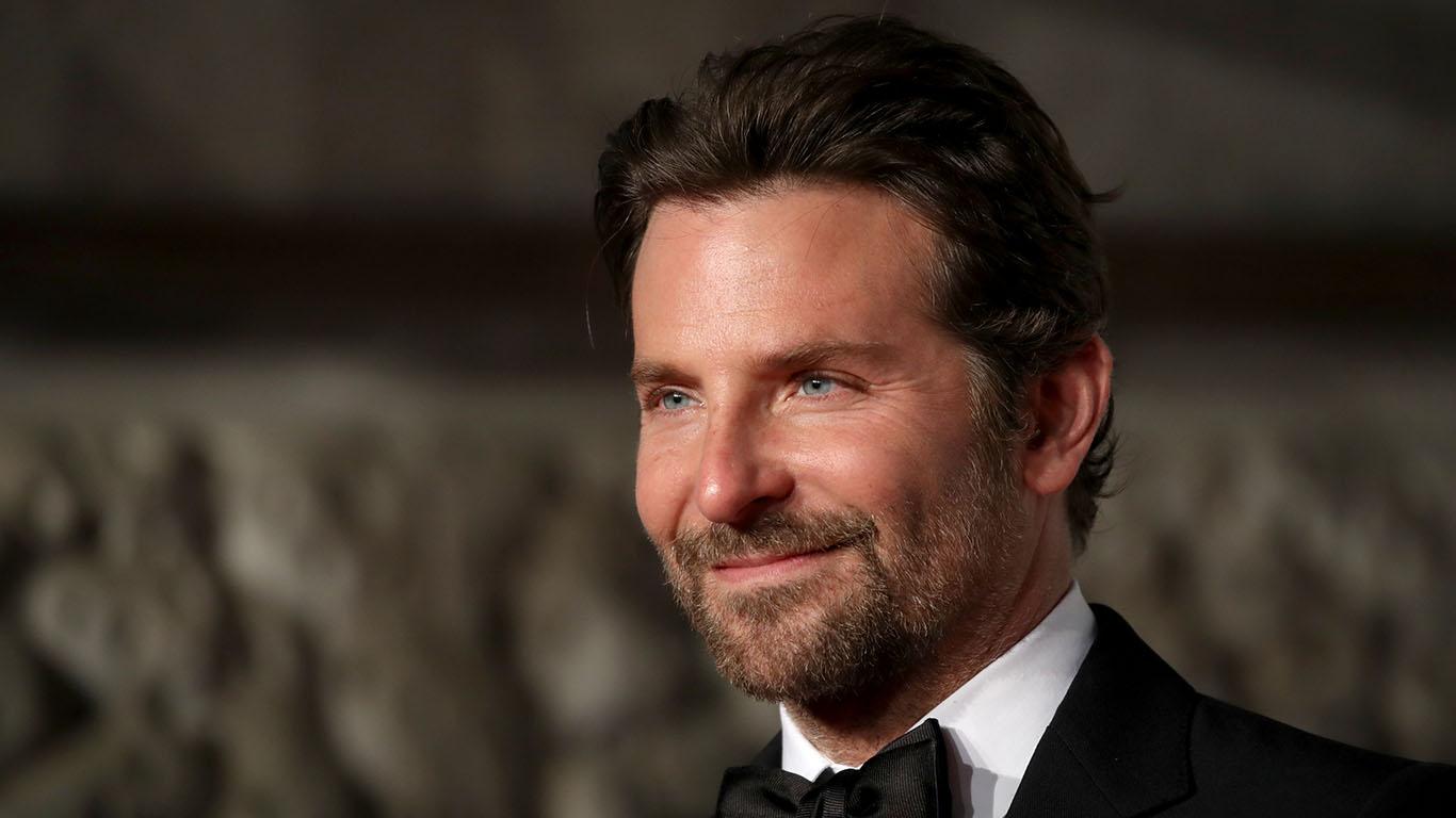 Bradley Cooper Thanks ...