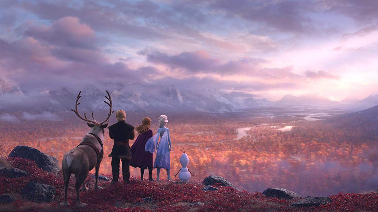 "Still from ""Frozen 2"" Teaser Trailer"