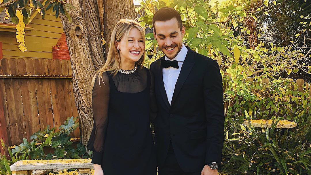 Melissa Benoist Announces Engagement To Longtime Love Chris Wood