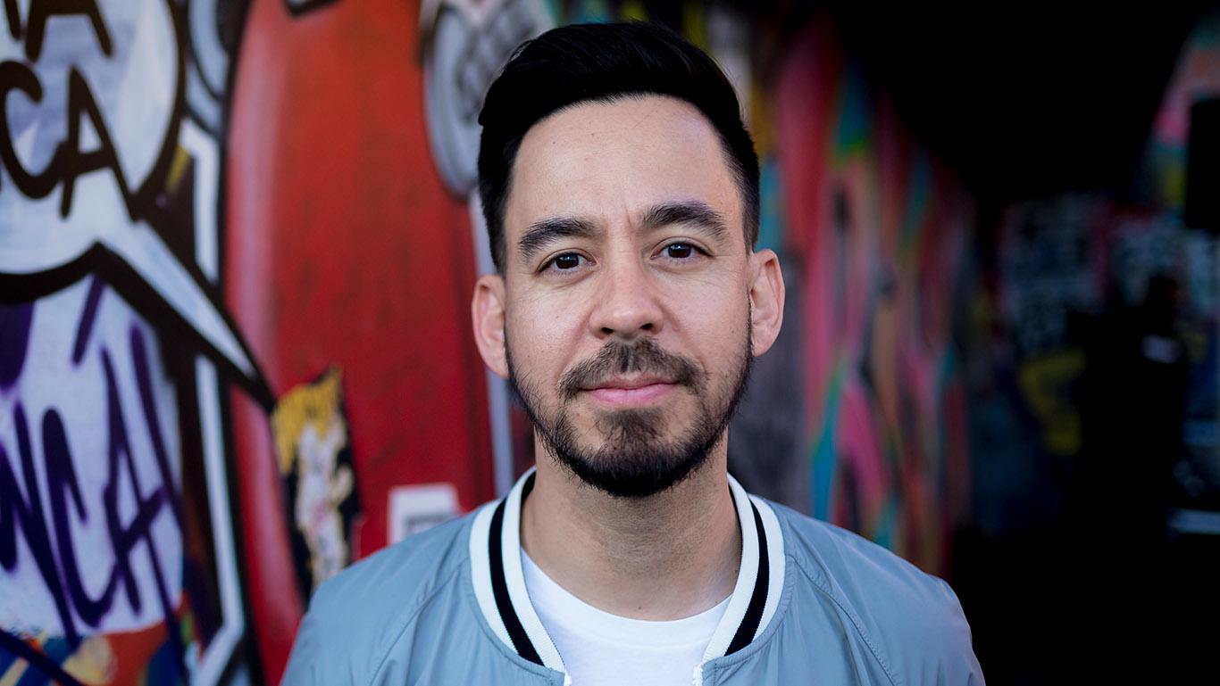 Linkin Park Member Mike Shinoda