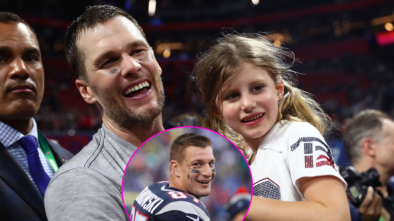 Tom Brady S Daughter Has The Cutest Nickname For Rob