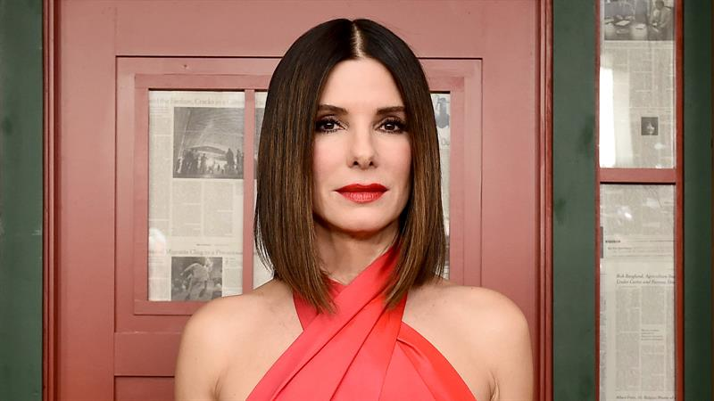 Sandra Bullock Brought Her Son To The MTV Movie & TV Awards For The