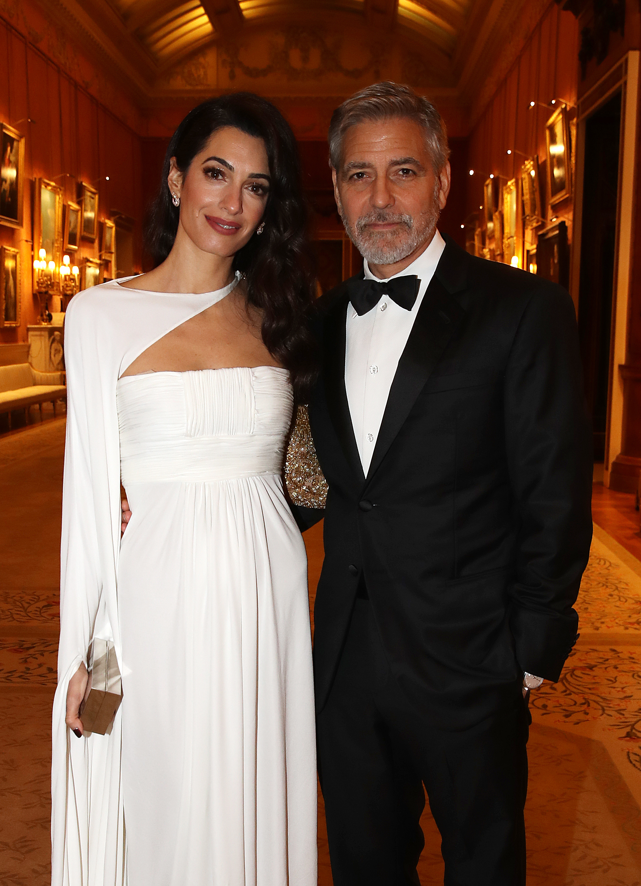 George Clooney Opens Up About Protecting His Kids Amid Wife Amal's