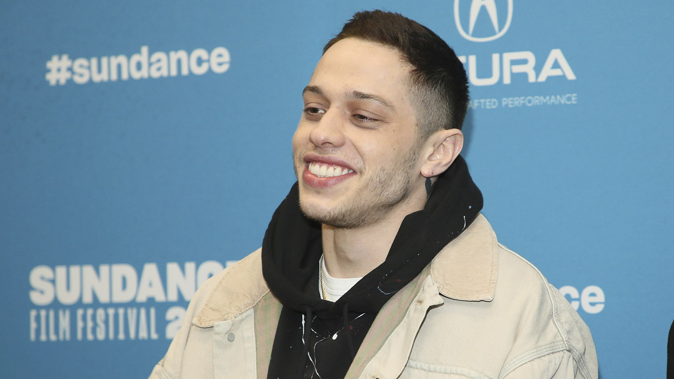 Pete Davidson Tattoos His Most Interesting Ink And The