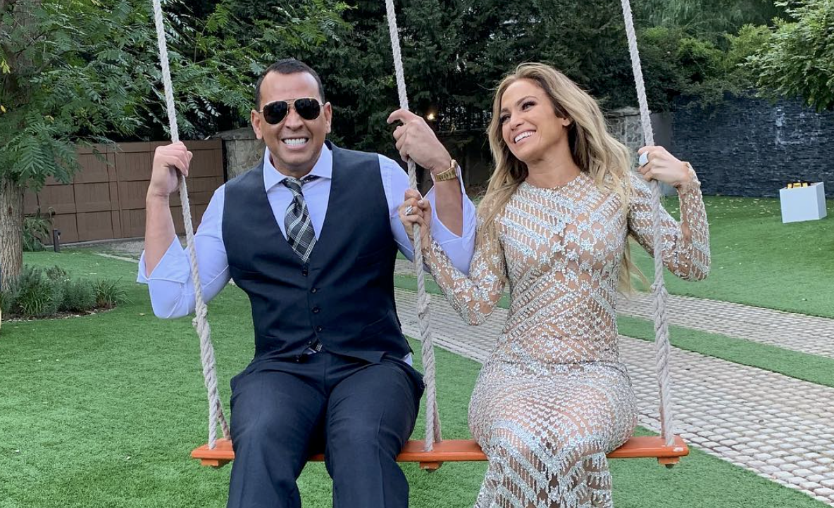 Jennifer Lopez And Alex Rodriguez Are Engaged Access