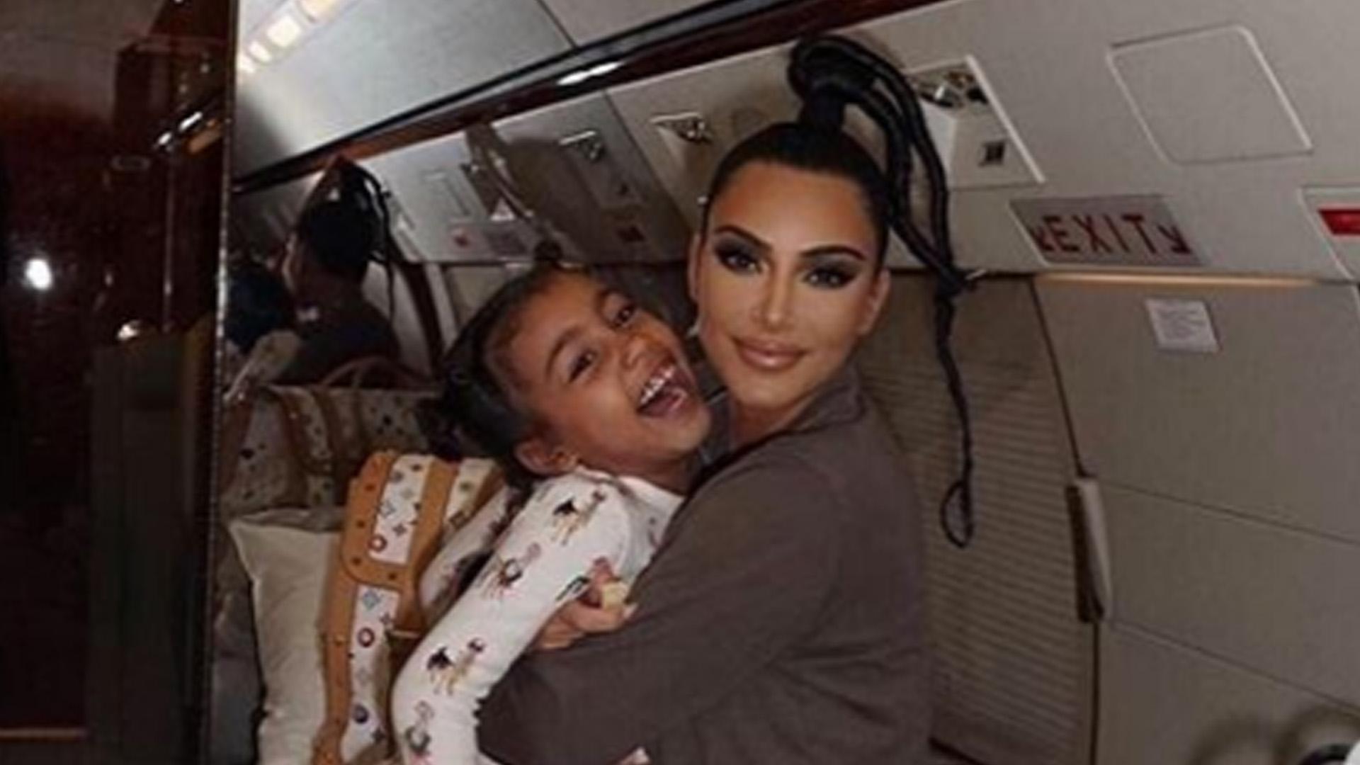Kim Kardashian Shares Sweet Snaps Of Her Kids At Trues Birthday
