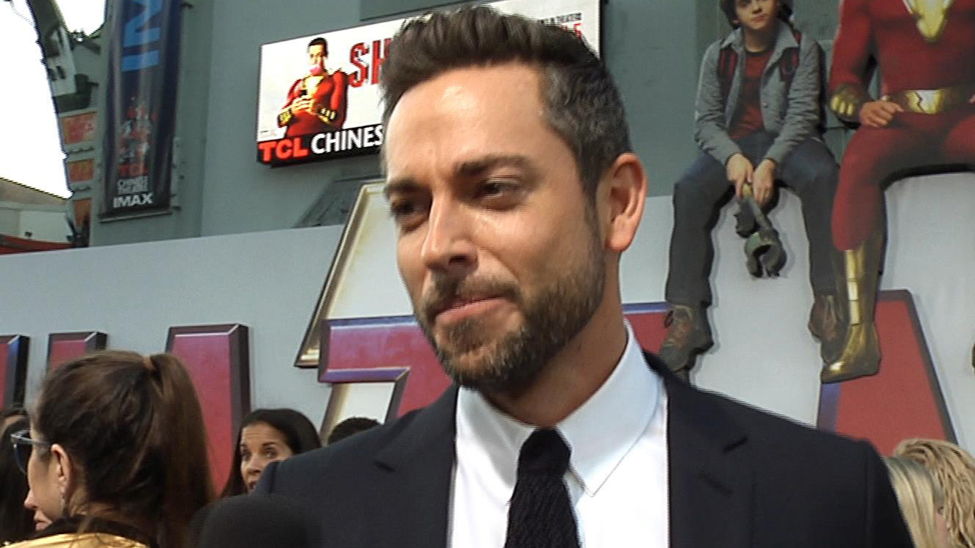 Zachary Levi Hilariously Tests Out His Knowledge Of Zac