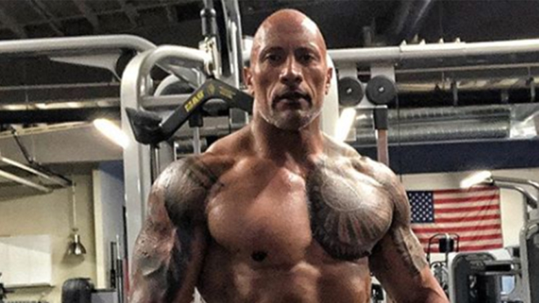 16 Times Dwayne Johnson's Epic Workouts Left Even Us In A Sweat