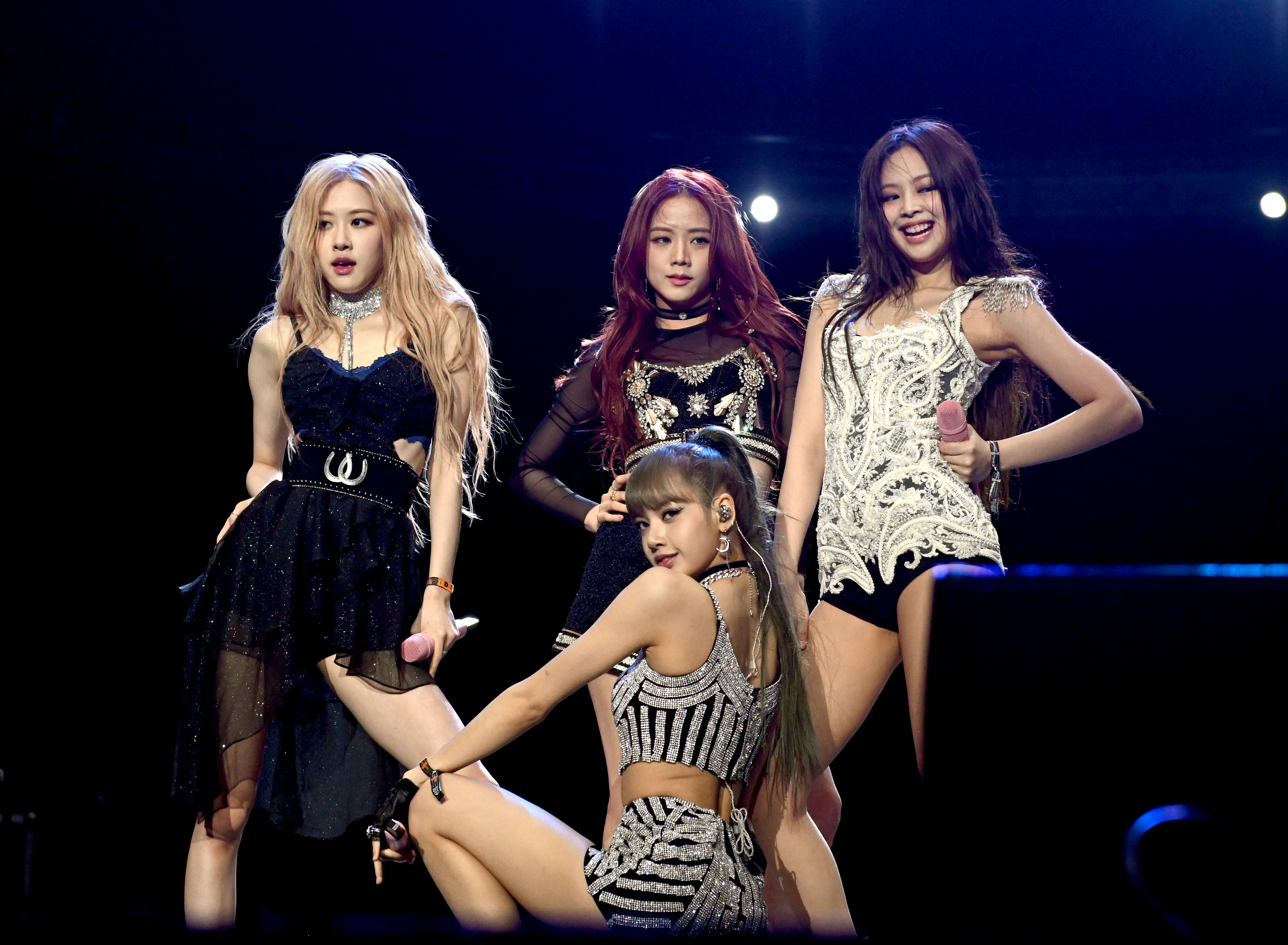 BLACKPINK Makes History As First K-Pop Girl Group To Perform