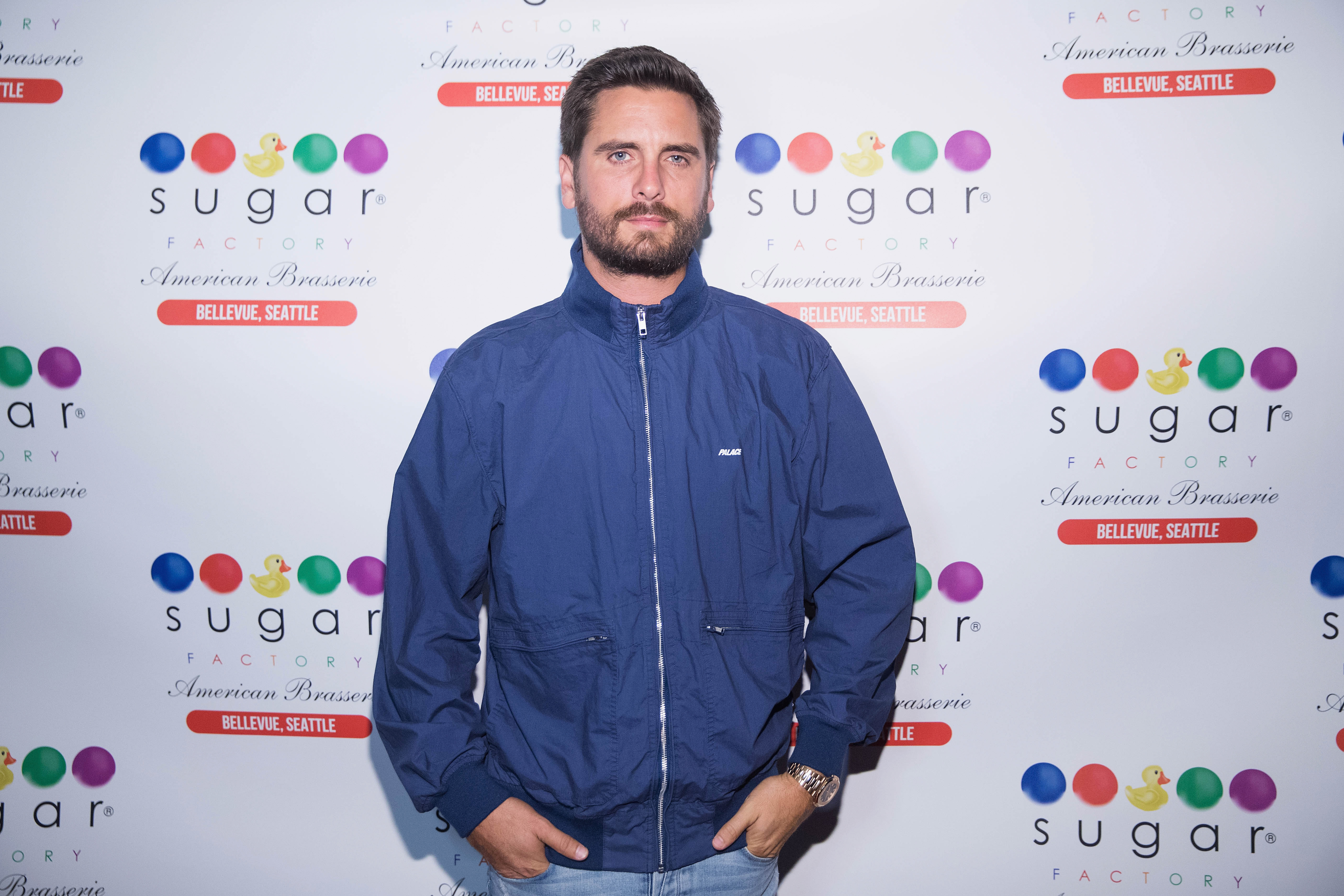 Scott Disick Sought Treatment For Grief, Not Substance Abuse, Attorney Says