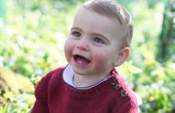 Prince Louis' Most Adorable Pics!