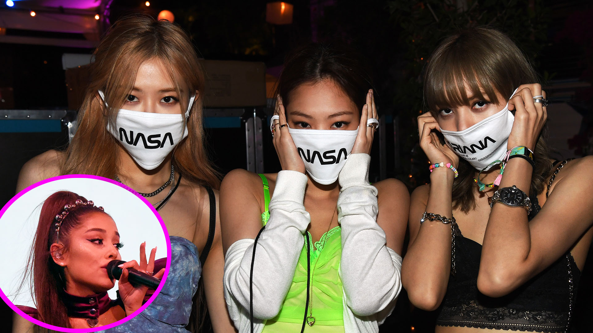 BLACKPINK Are Officially Arianators – See Them Support Her