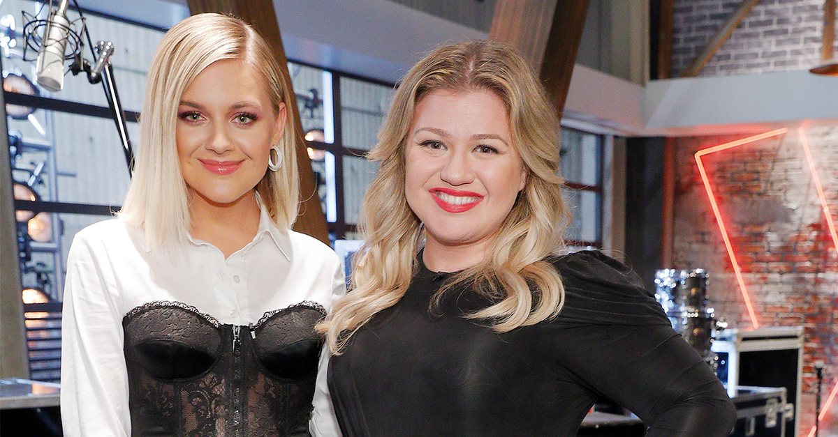 Kelsea Ballerini Shares Gushy Post About Her Mentor Kelly