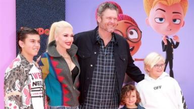 c60e63214a2 Ellen DeGeneres Tries To Inspire Blake Shelton To Propose To Gwen Stefani  -- See How