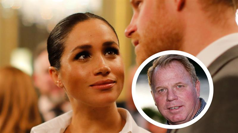 Meghan Markle's Half-Brother Hopes Baby Sussex Will Show ...