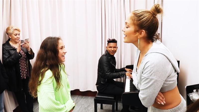 Jennifer Lopez S 11 Year Old Daughter Slays Alicia Keys