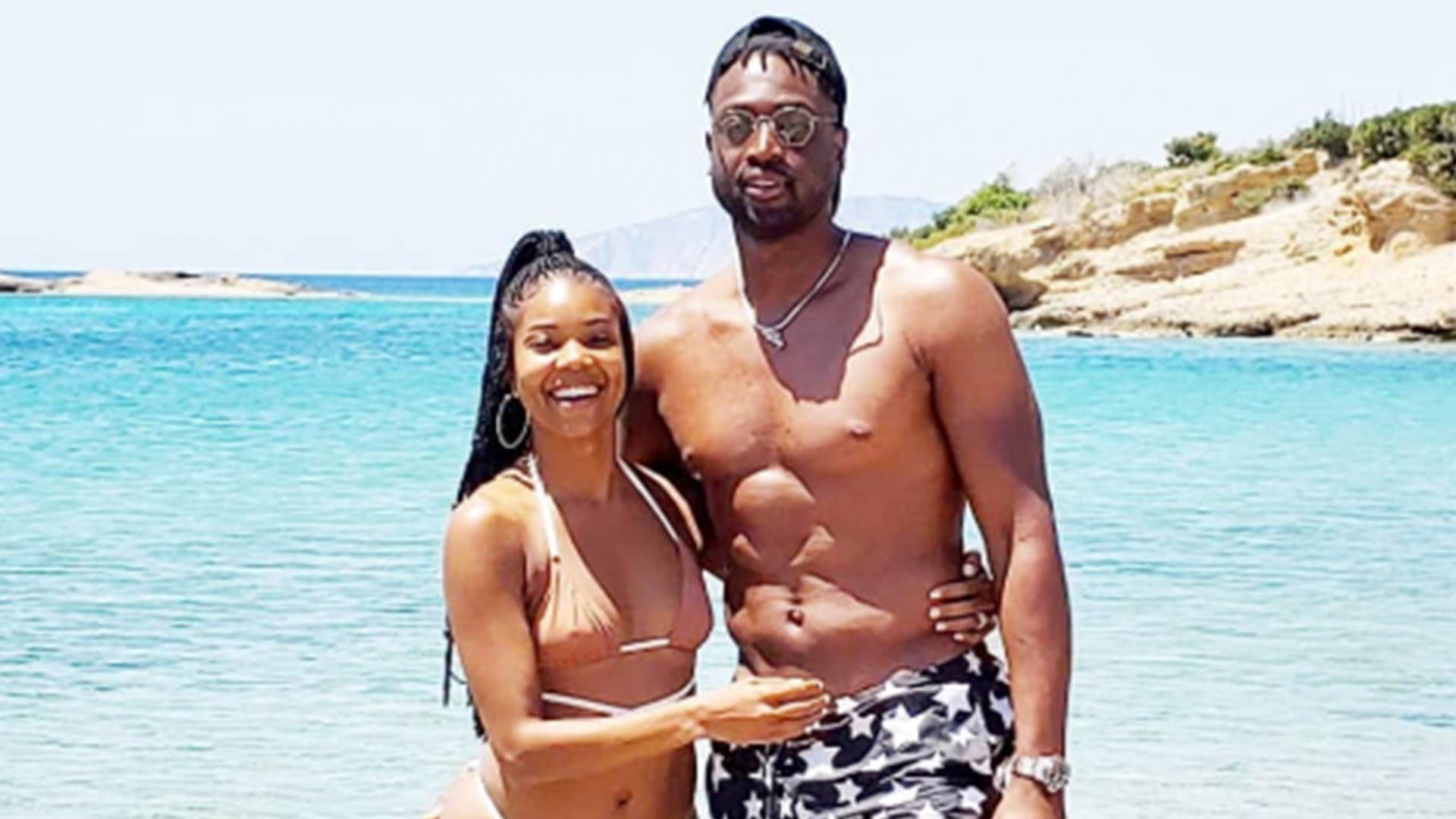Gabrielle Union Sets Instagram On Fire With Eye-Popping Bikini Snaps On  Vacay With Dwyane Wade | Access