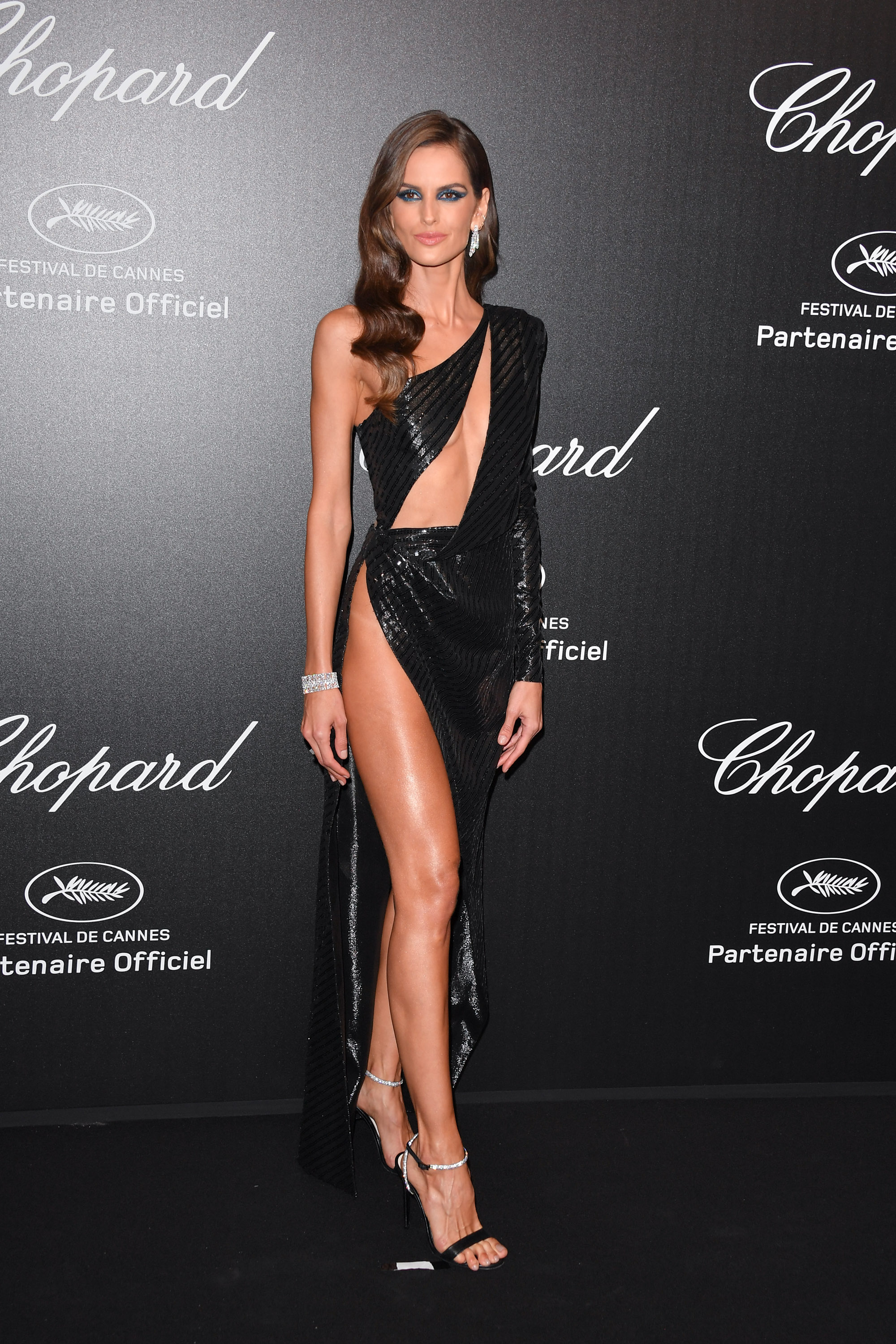 Izabel Goulart during the 72nd annual Cannes Film Festival
