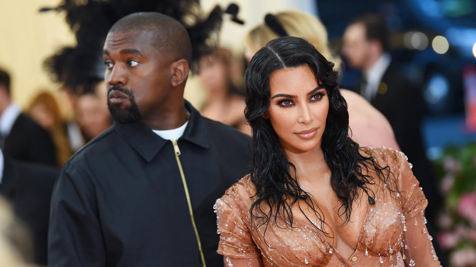 Meet Psalm West: Kim Kardashian Reveals Her Newborn Son's