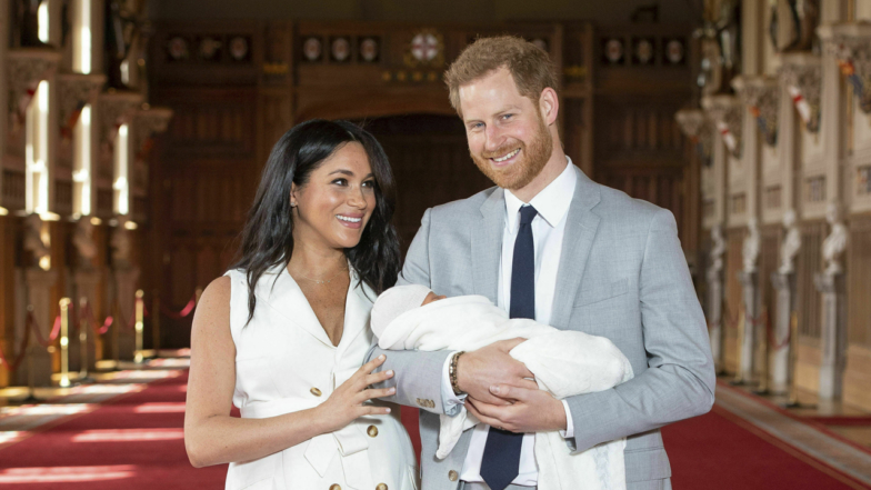 Meet Baby Archie. Every Single Adorable Pic Of The New Royal!