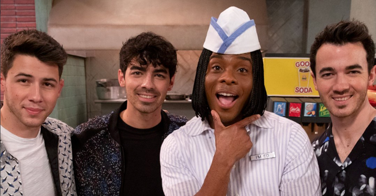The Jonas Brothers Are Making An Appearance On The 'All That' Reboot