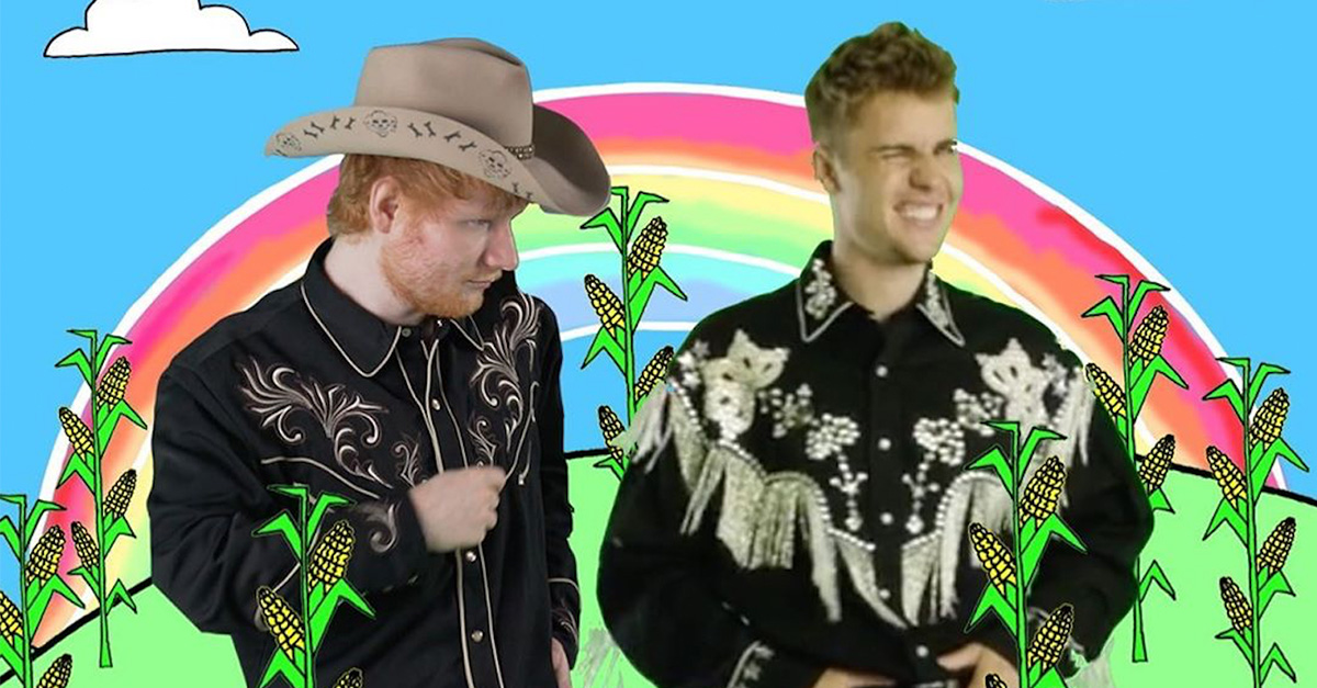 Justin Bieber & Ed Sheeran's New 'I Don't Care' Music Video: The Internet Is Obsessed