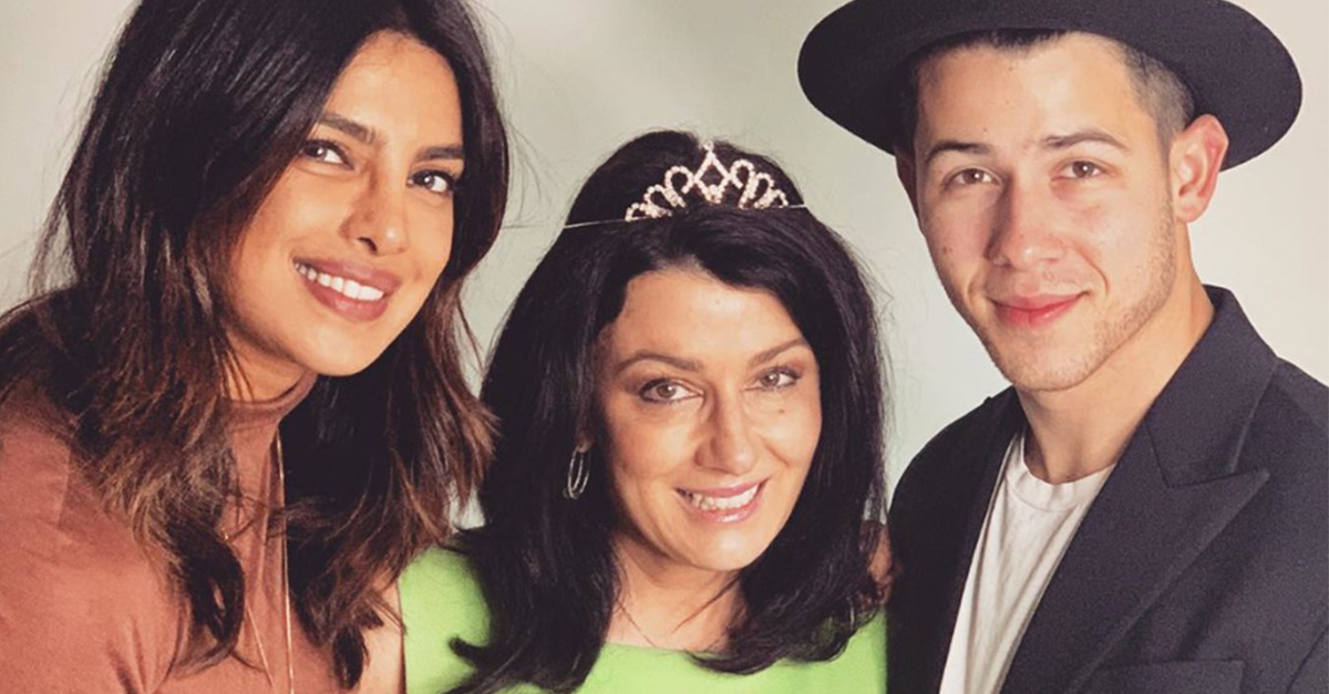 Nick Jonas Gushes Over Priyanka Chopra On Mother's Day At Home With His Family