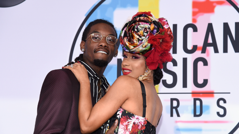 Cardi B & Offset: A Look At Their Love