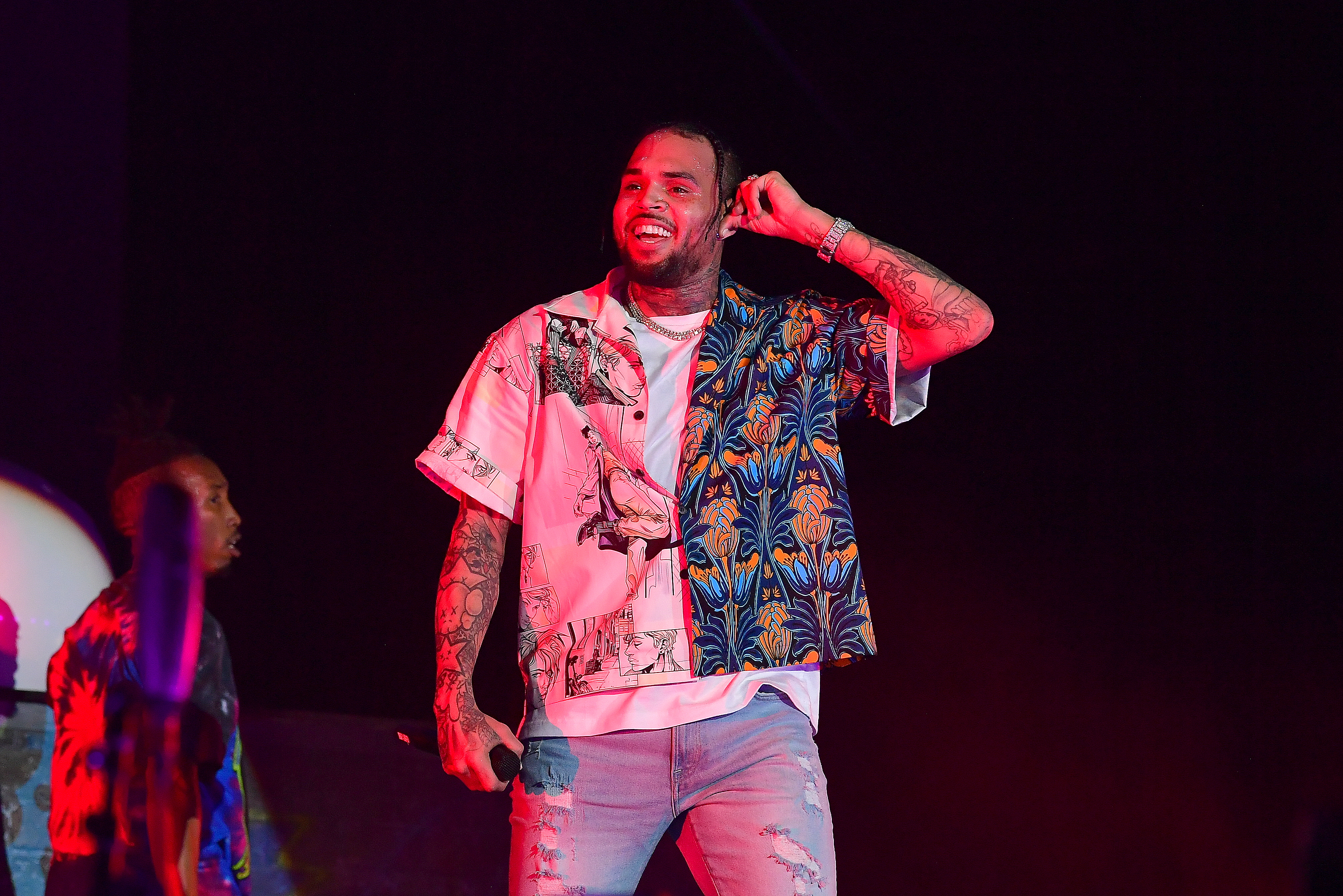 Chris Brown Expecting His Second Child (Reports) | Access