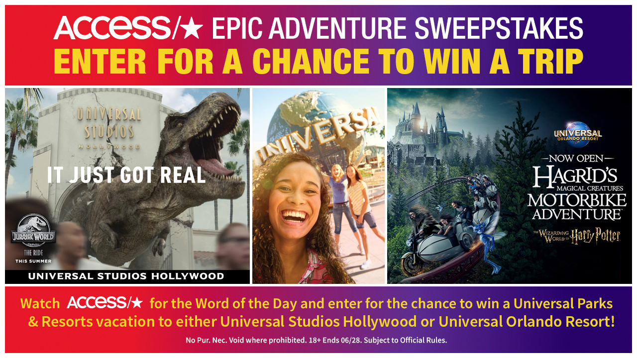 Access - Epic Adventure Sweepstakes