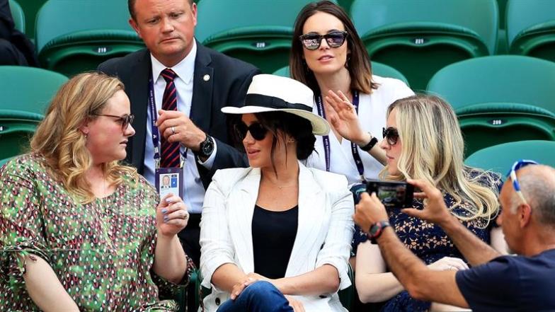 Stars Hit Wimbledon 2019