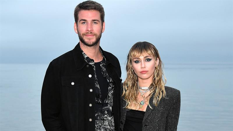Miley cyrus married