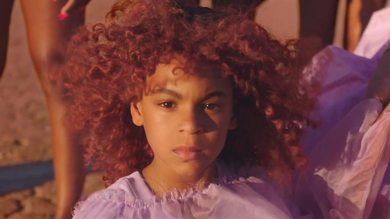 Blue Ivy Carter Is The Breakout Star Of Beyonc 233 S Spirit