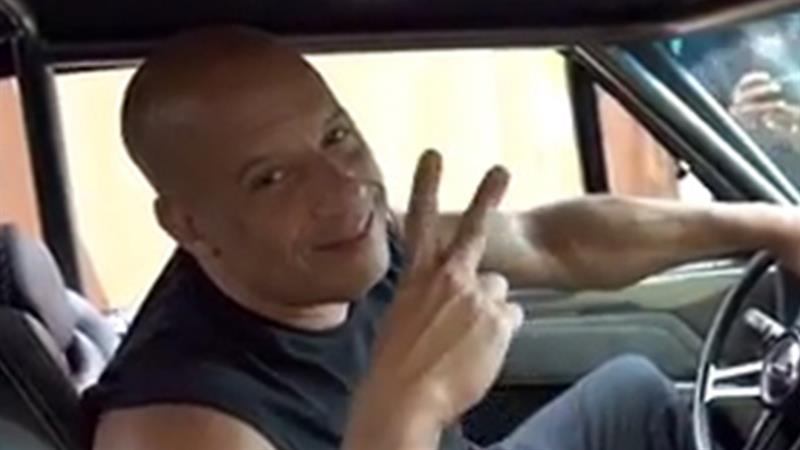 Vin Diesel Gets Toretto Inspired Car In Emotional Fast