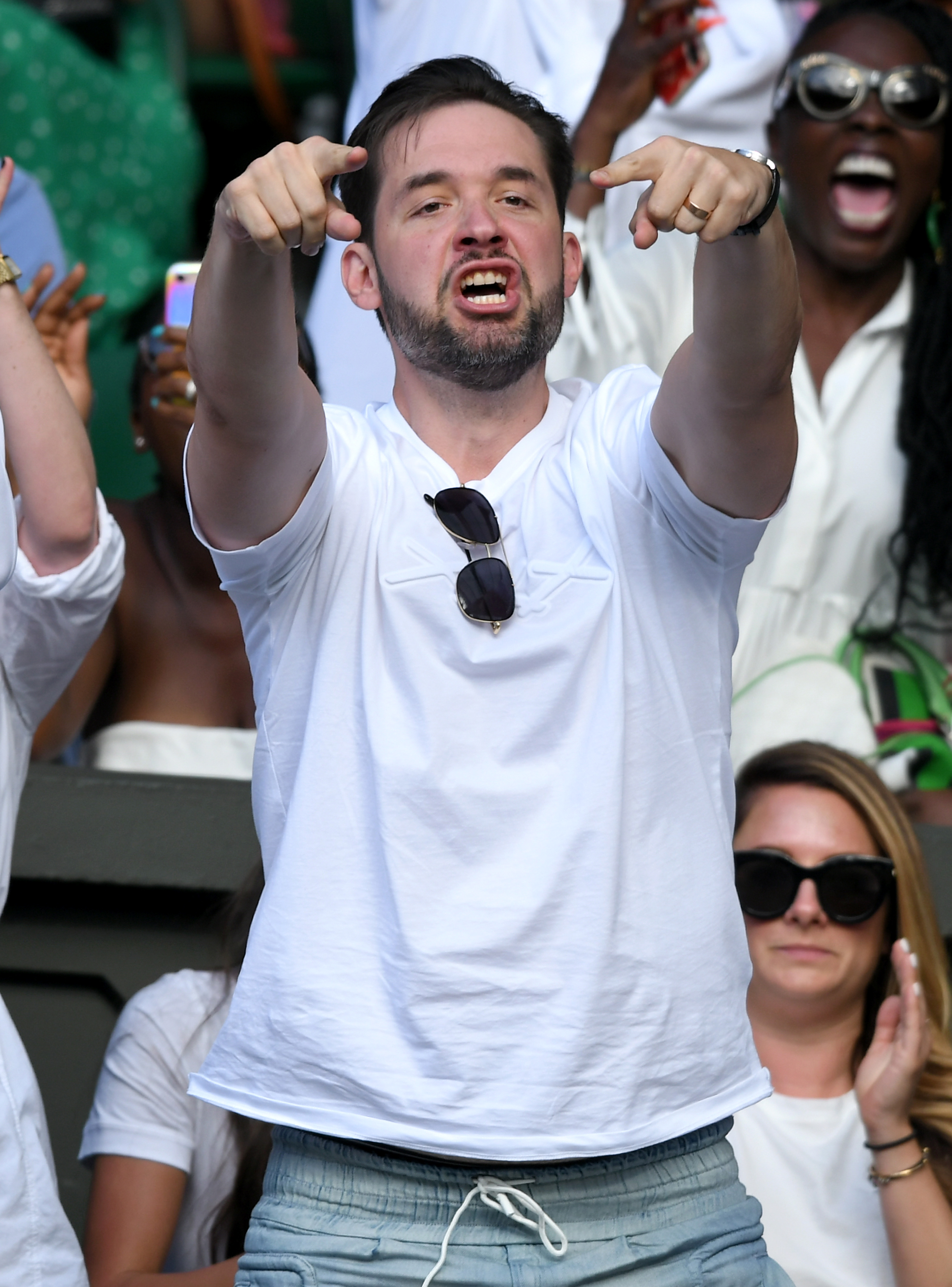 Serena Williams Husband Alexis Ohanian Is The Ultimate