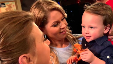 Candace Cameron Bure & Paula Faris Reportedly Joining 'The