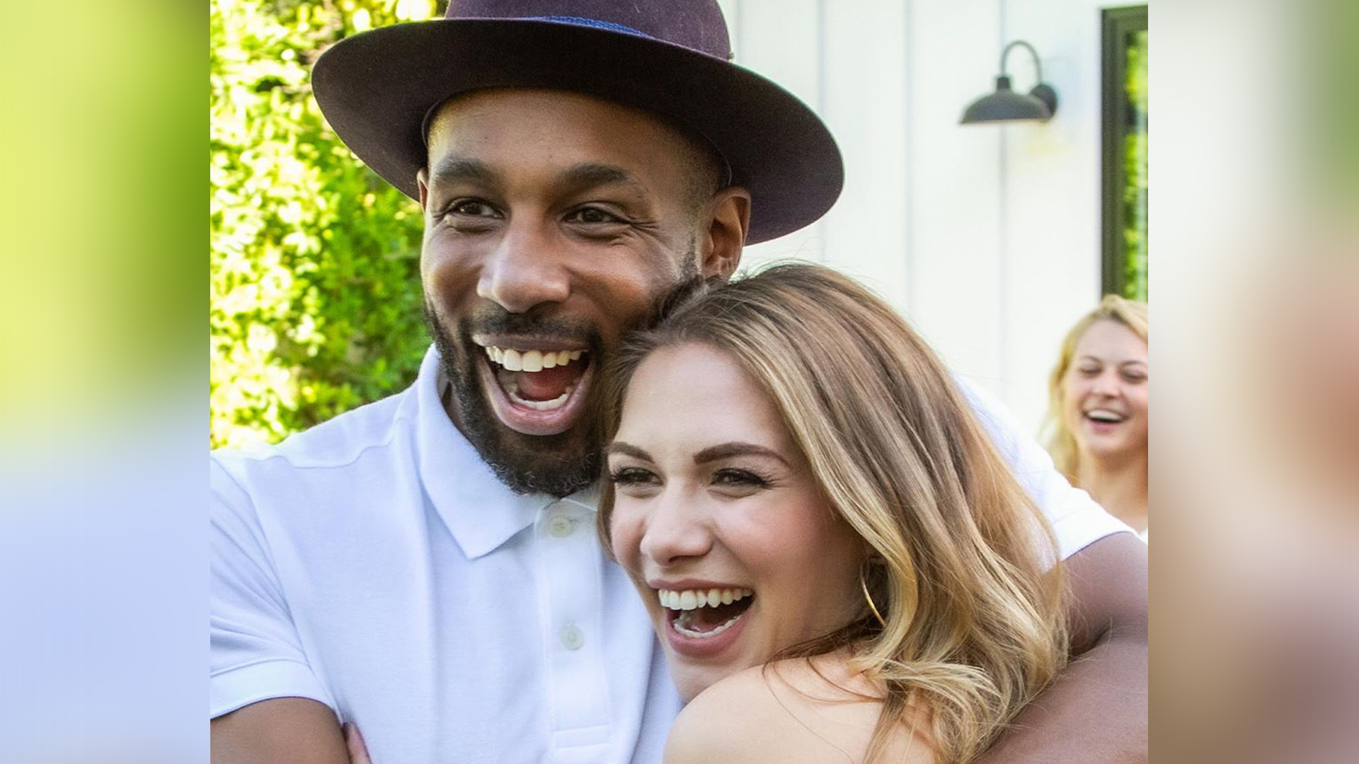 Allisoninlove stephen 'twitch' boss and allison holker adorably reveal