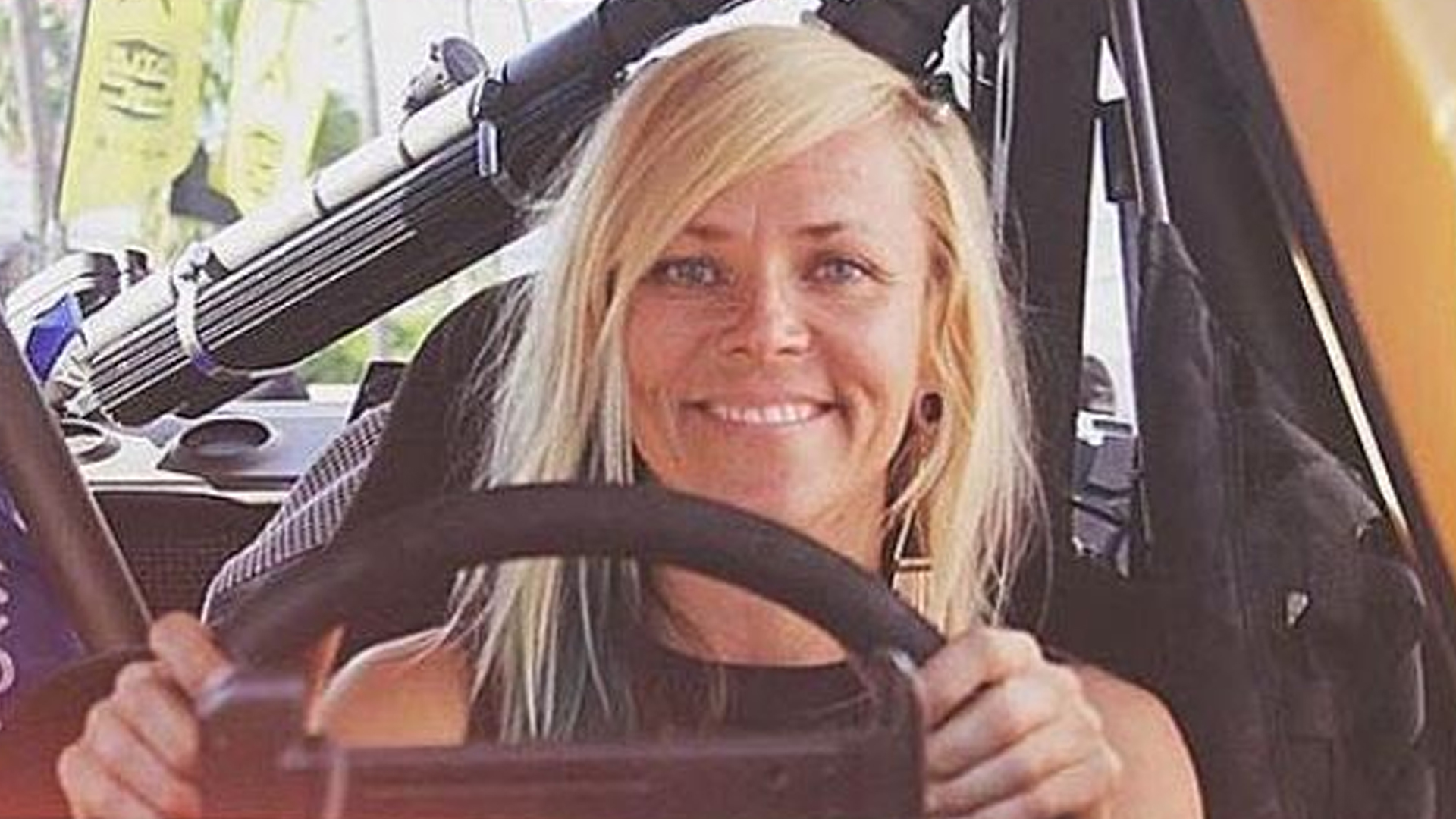 Jet-car racer Jessi Combs dies trying to break land-speed record