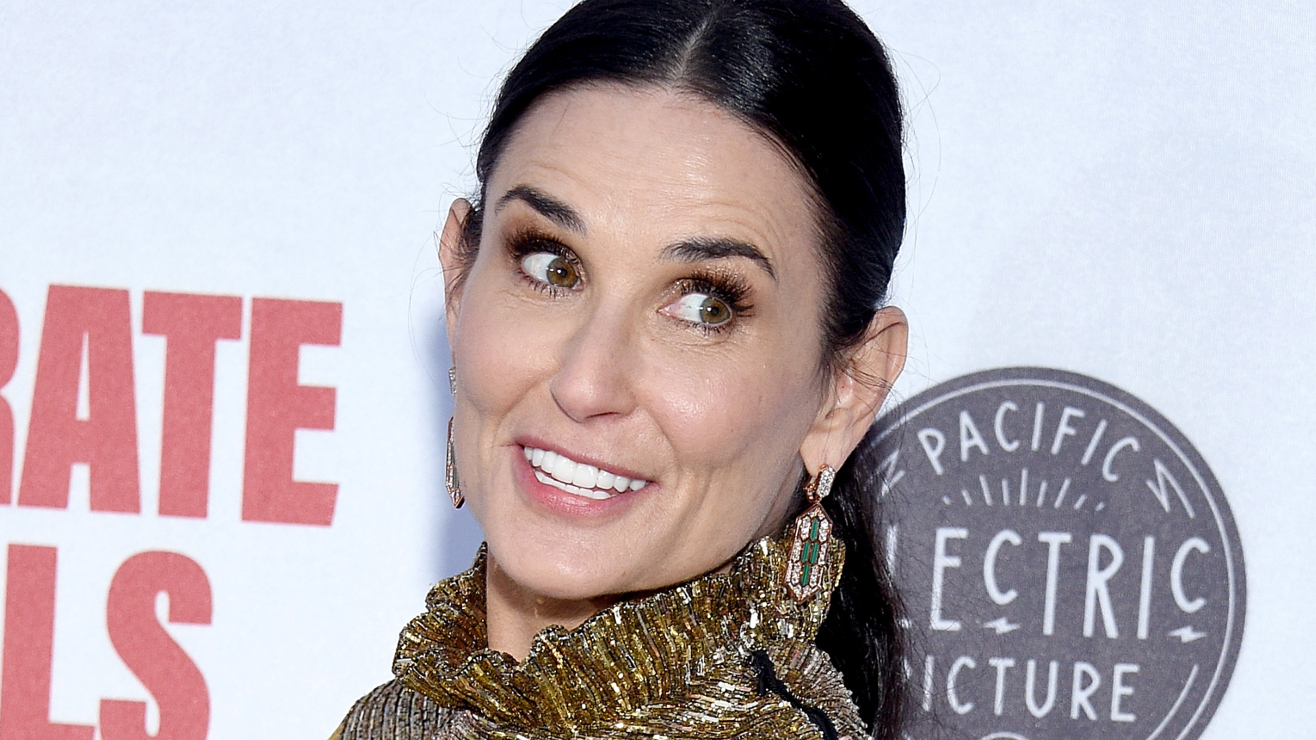 Demi Moore Confesses Her Fierce Mantra After Shocking ...