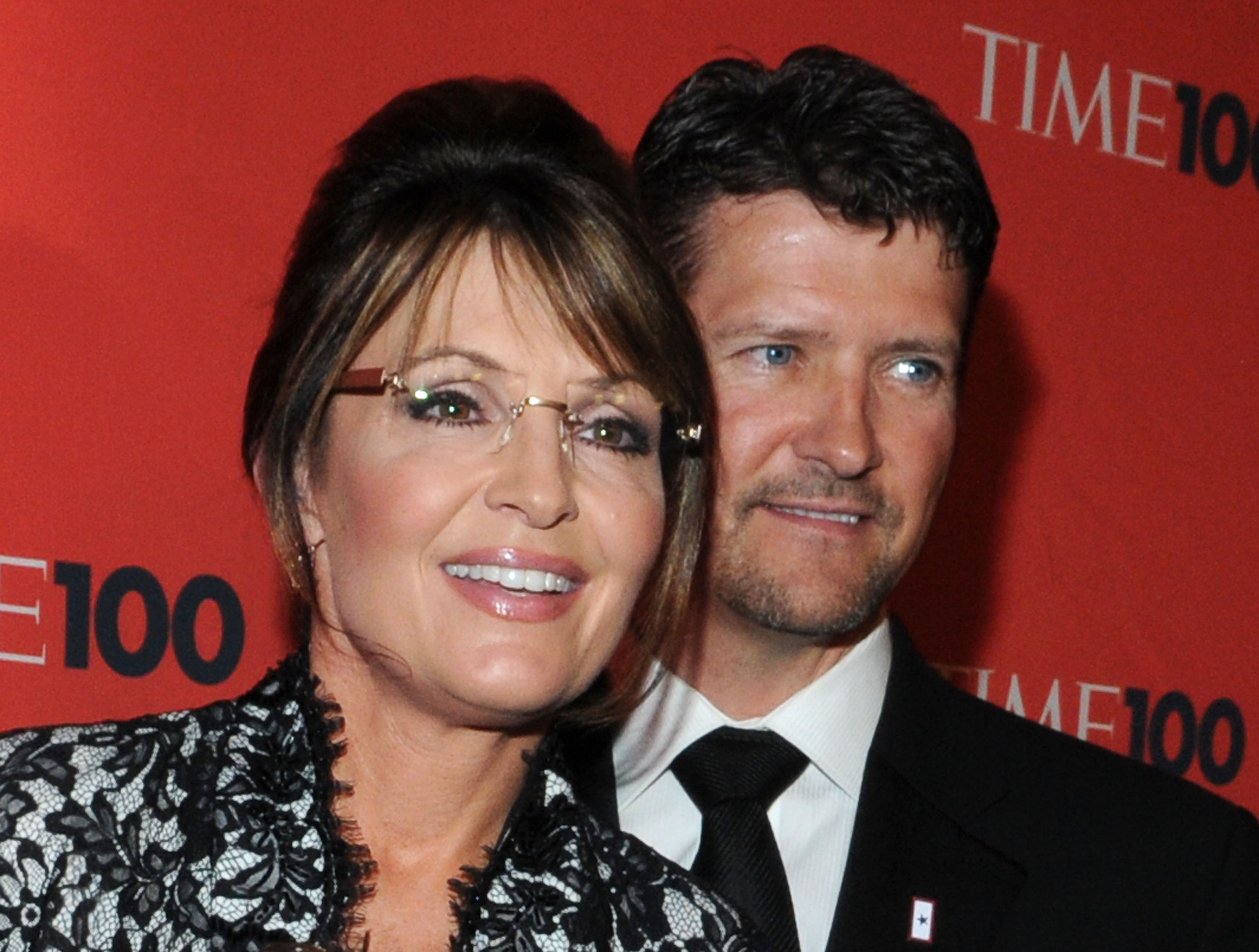 Sarah Palin's husband seeking divorce, court papers appear to show