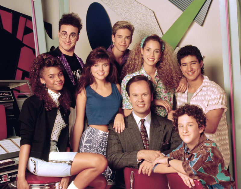 Case of 'Saved By The Bell'