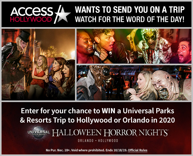 Orlando Halloween Horror Nights 2020 Ride Universal Halloween Horror Nights Sweepstakes | Access