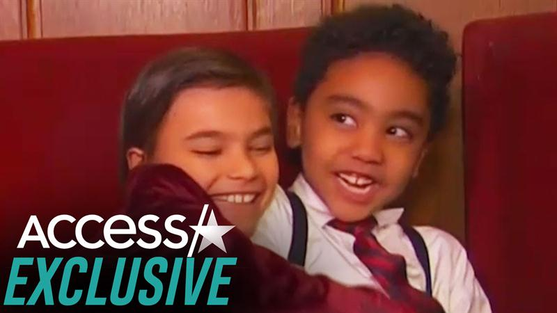 Two Boys With Cerebral Palsy Achieve Their Broadway Dreams As Tiny Tim In 'A Christmas Carol ...