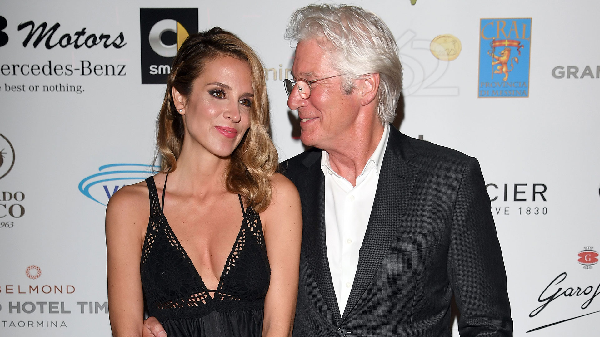 Richard Gere And Wife Alejandra Silva Expecting Baby No. 2 ...Richard Gere 2013 Wife
