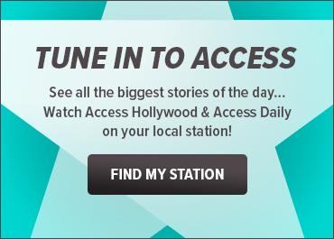 Access Entertainment News Celebrity TV Music & Movie