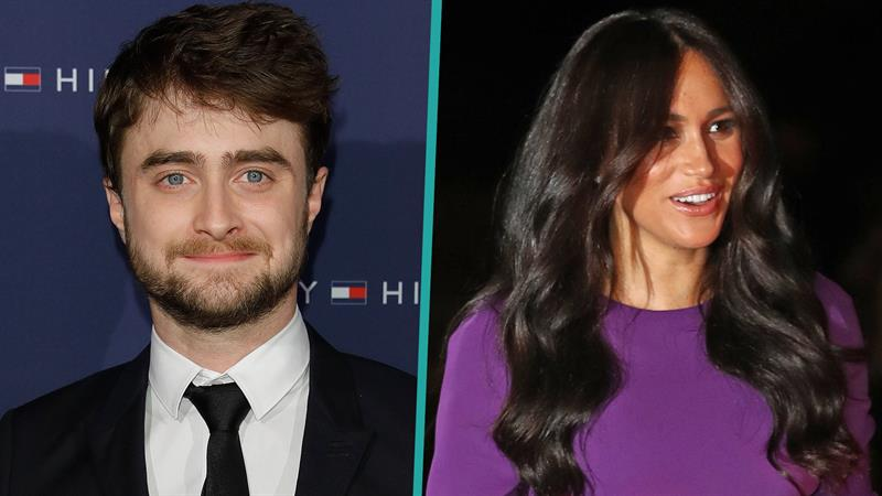 Why Daniel Radcliffe Feels Terrible For Meghan Markle Access