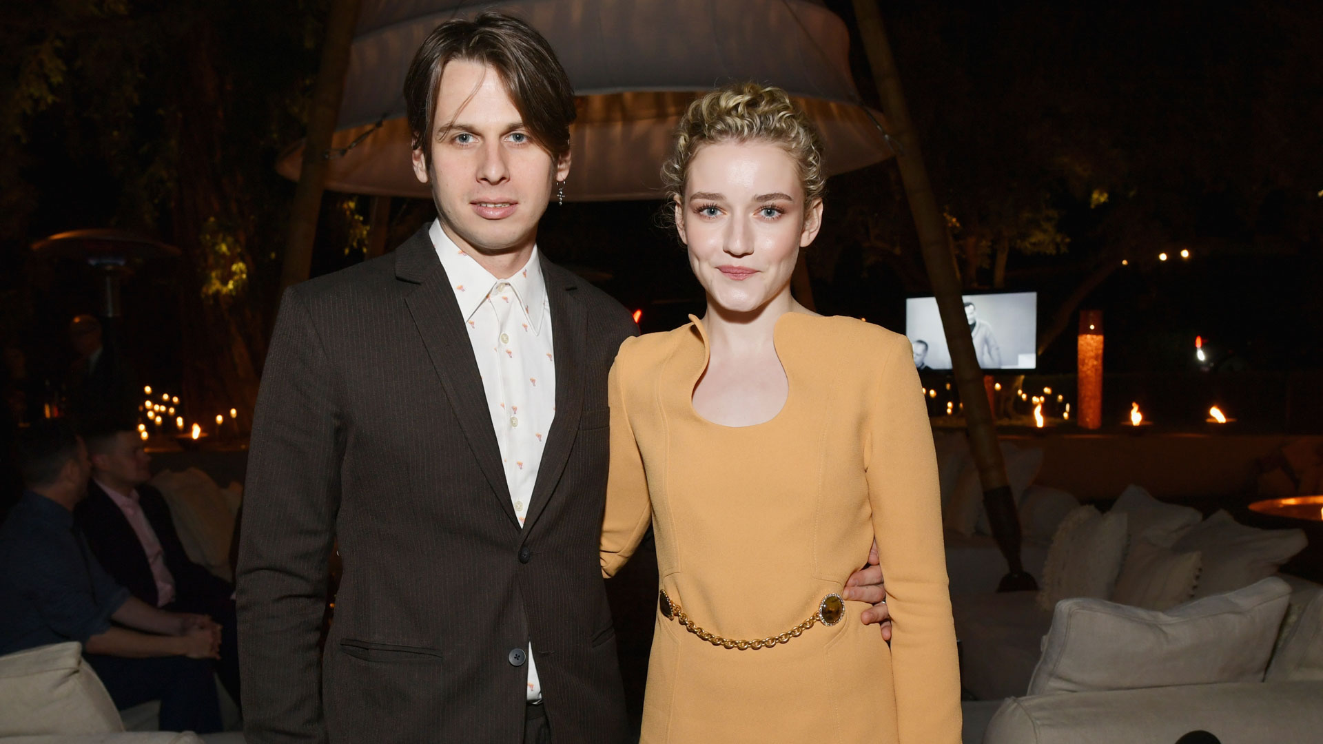 Ozark Star Julia Garner Marries Foster The People Frontman