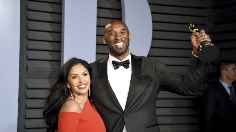 Kobe Bryant And Vanessa Bryant: Their Love In Photos
