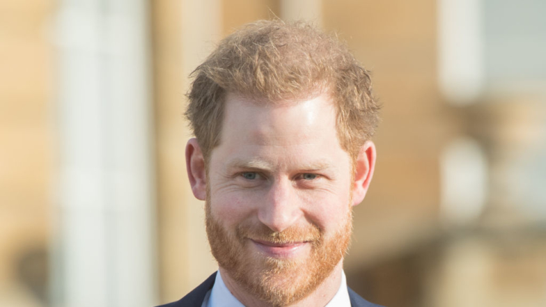 Prince Harry Brings Smiles For First Official Engagement Since Royal Split - See All The Pics!